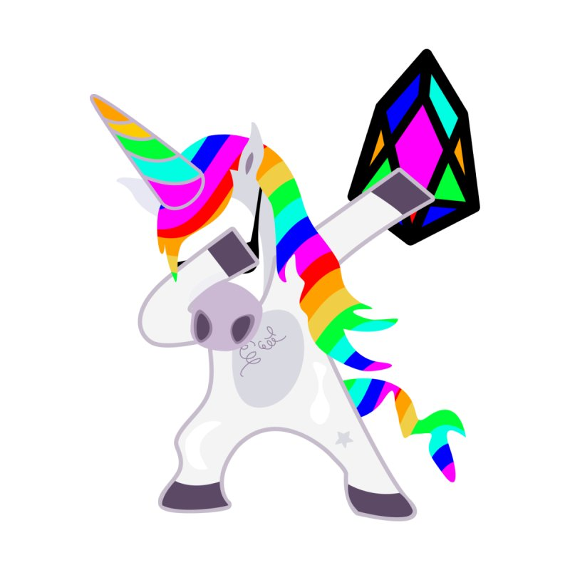 YM - Dabing Unicorn by My pixEOS Artist Shop