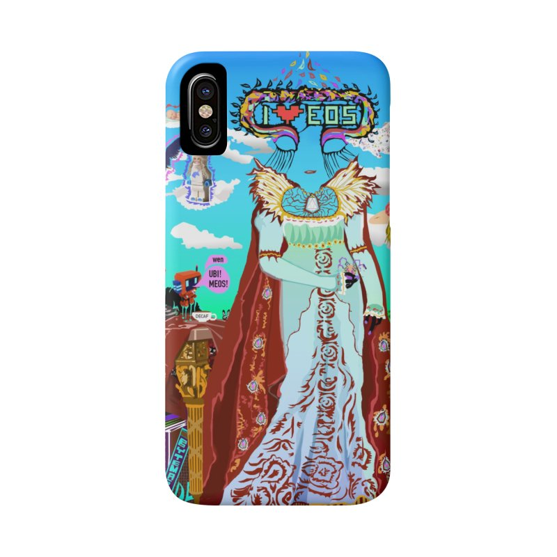 SB - Crypto Royalty Accessories Phone Case by My pixEOS Artist Shop