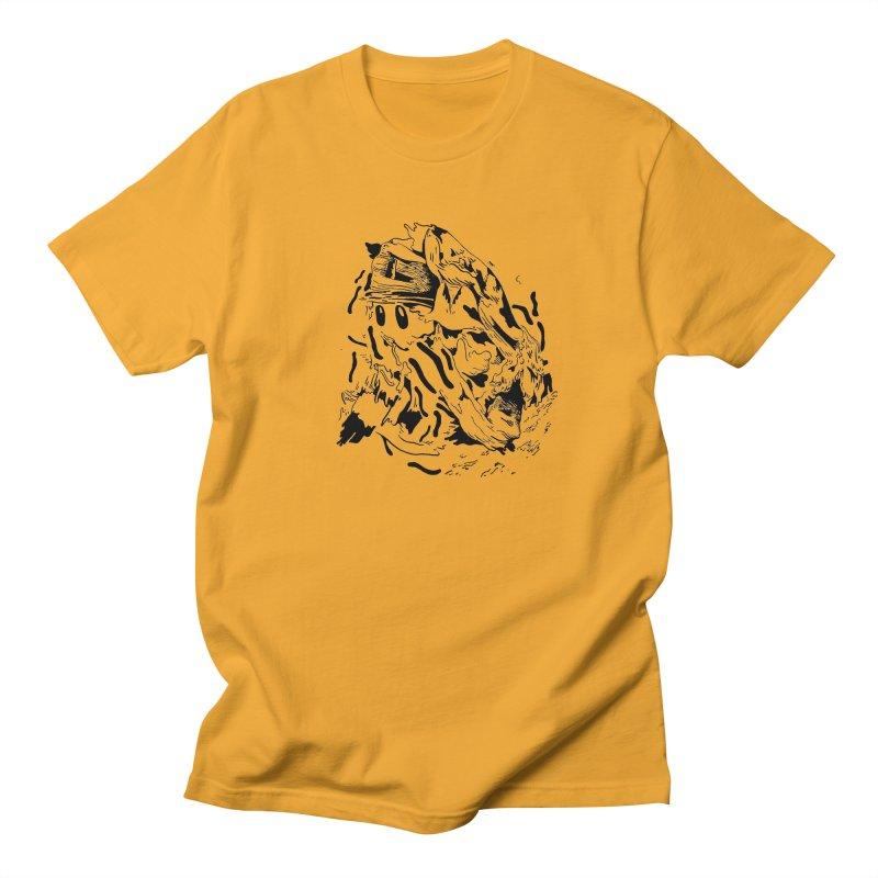 Be Careful Your Magic Is Real Men's Regular T-Shirt by PIXLPA Artist Shop