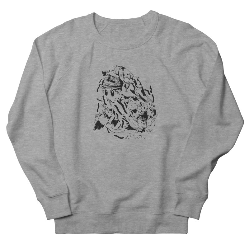 Be Careful Your Magic Is Real Women's French Terry Sweatshirt by PIXLPA Artist Shop