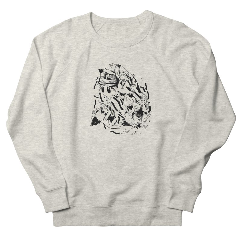 Be Careful Your Magic Is Real Men's French Terry Sweatshirt by PIXLPA Artist Shop