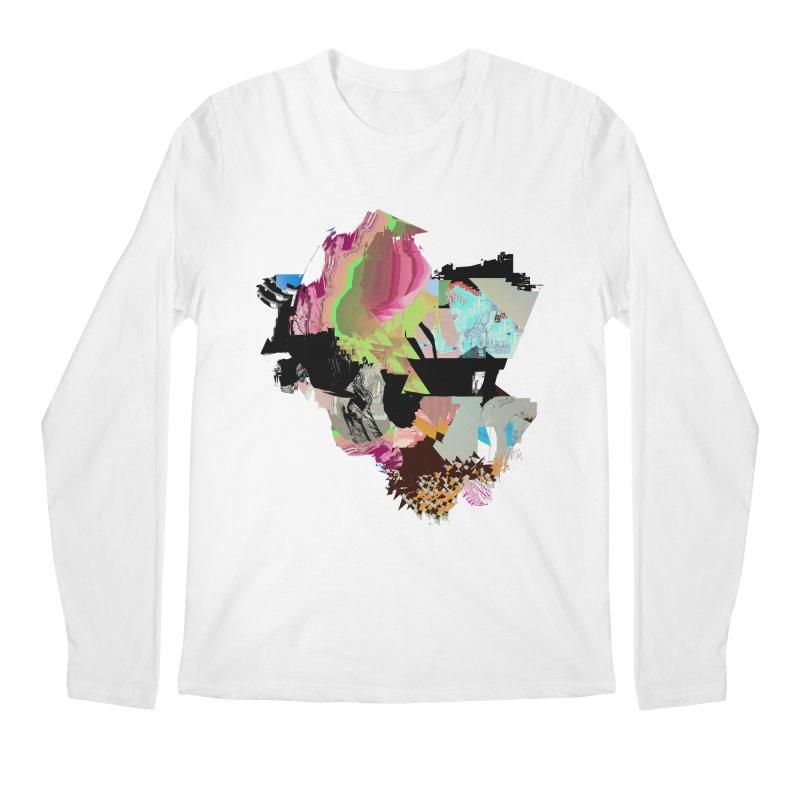 FRAM3BUFFER01 Men's Regular Longsleeve T-Shirt by PIXLPA Artist Shop