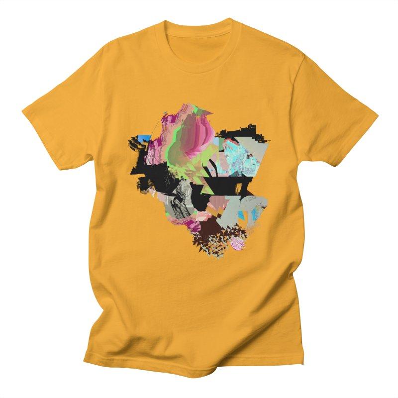 FRAM3BUFFER01 Men's Regular T-Shirt by PIXLPA Artist Shop
