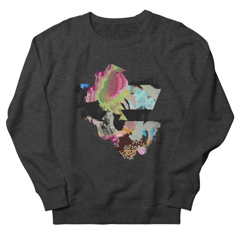 FRAM3BUFFER01 Women's French Terry Sweatshirt by PIXLPA Artist Shop