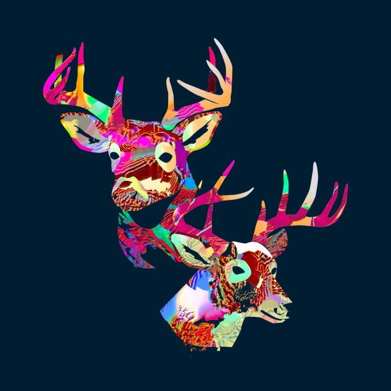Yes Deer by PIXLPA Artist Shop