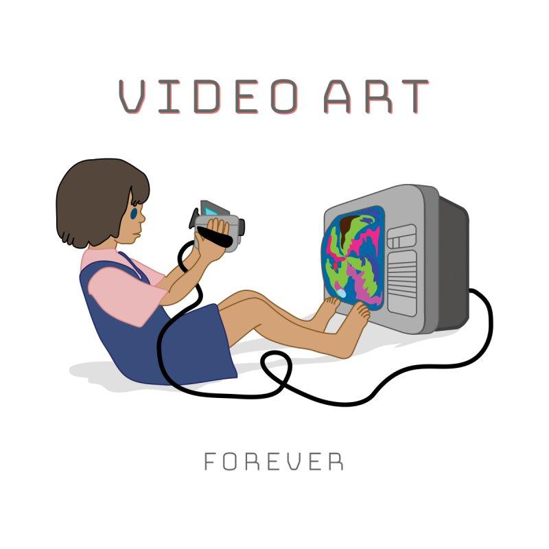 Video Art Forever by PIXLPA Artist Shop