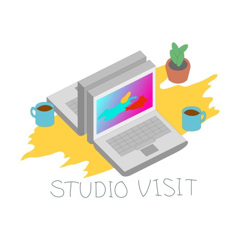 Studio Visit by PIXLPA Artist Shop