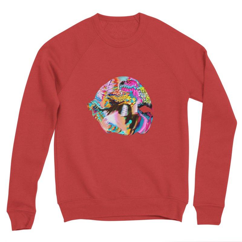 SPHERE 1 Men's Sponge Fleece Sweatshirt by PIXLPA Artist Shop