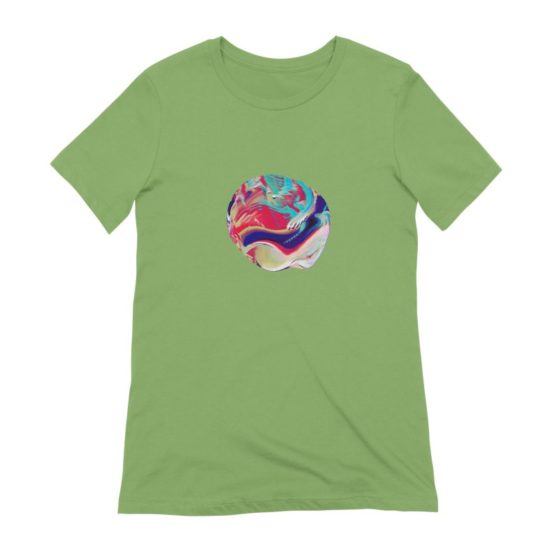 SPHERE 2 Women's Extra Soft T-Shirt by PIXLPA Artist Shop