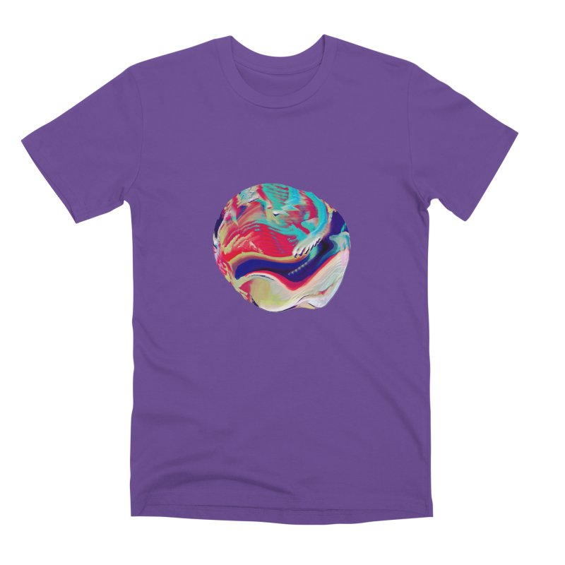 SPHERE 2 Men's Premium T-Shirt by PIXLPA Artist Shop
