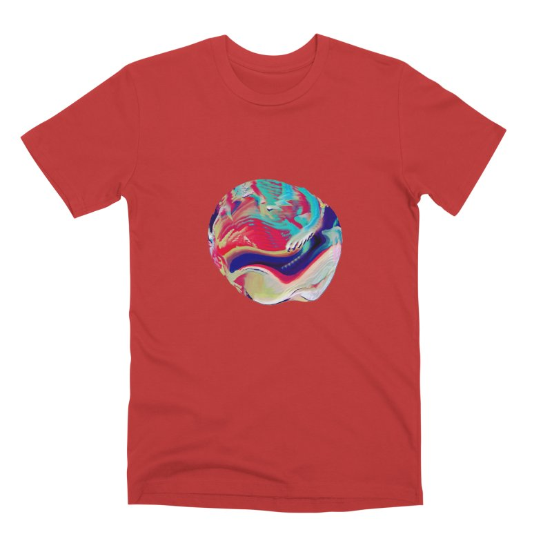 SPHERE 2 Men's Premium T-Shirt by PIXLPA Artist Shop