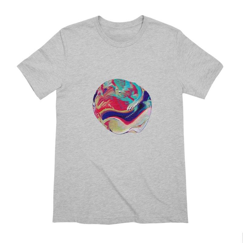 SPHERE 2 Men's Extra Soft T-Shirt by PIXLPA Artist Shop