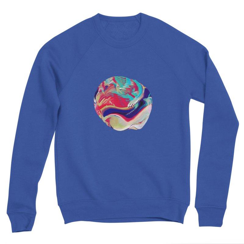 SPHERE 2 Men's Sponge Fleece Sweatshirt by PIXLPA Artist Shop