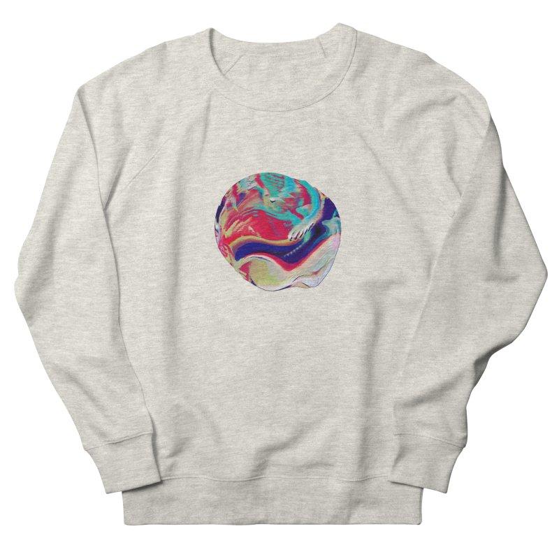 SPHERE 2 Women's French Terry Sweatshirt by PIXLPA Artist Shop
