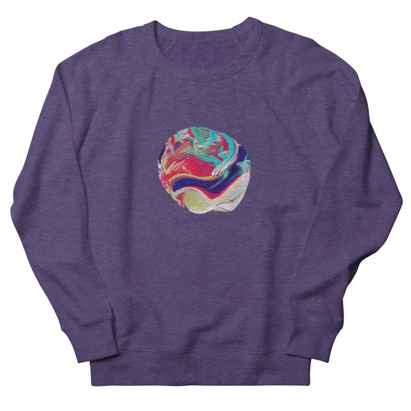 SPHERE 2 Men's French Terry Sweatshirt by PIXLPA Artist Shop