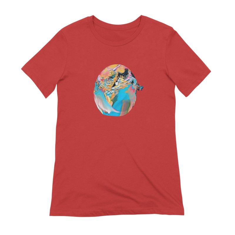 SPHERE 3 Women's Extra Soft T-Shirt by PIXLPA Artist Shop