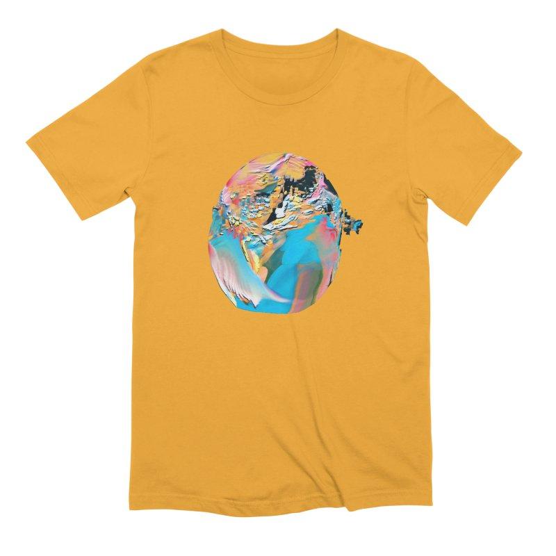 SPHERE 3 Men's Extra Soft T-Shirt by PIXLPA Artist Shop