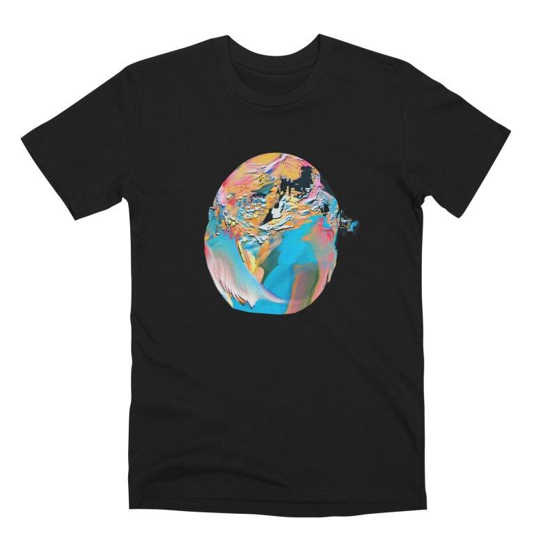 SPHERE 3 Men's Premium T-Shirt by PIXLPA Artist Shop