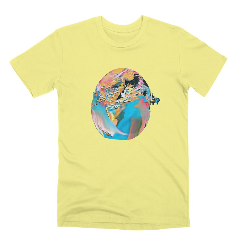 SPHERE 3 Men's Premium T-Shirt by PIXLPA Artist Shop