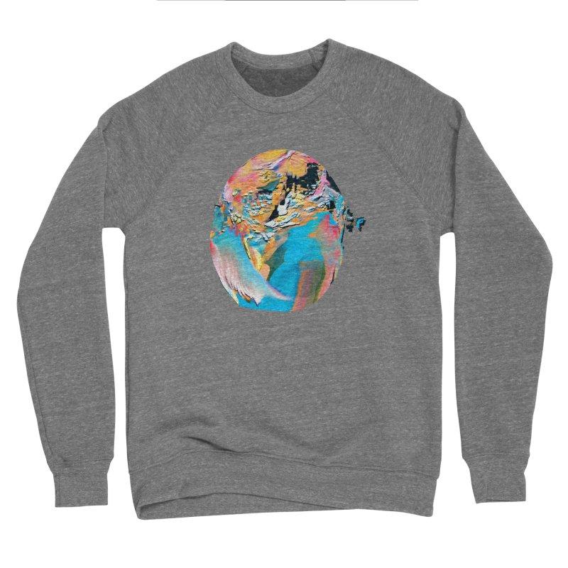 SPHERE 3 Men's Sponge Fleece Sweatshirt by PIXLPA Artist Shop