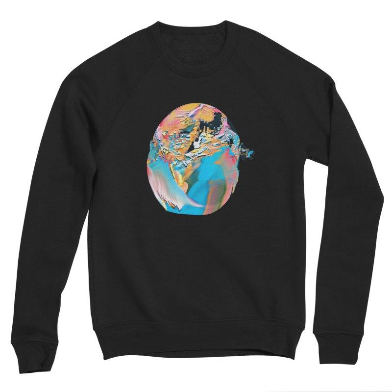 SPHERE 3 Women's Sponge Fleece Sweatshirt by PIXLPA Artist Shop