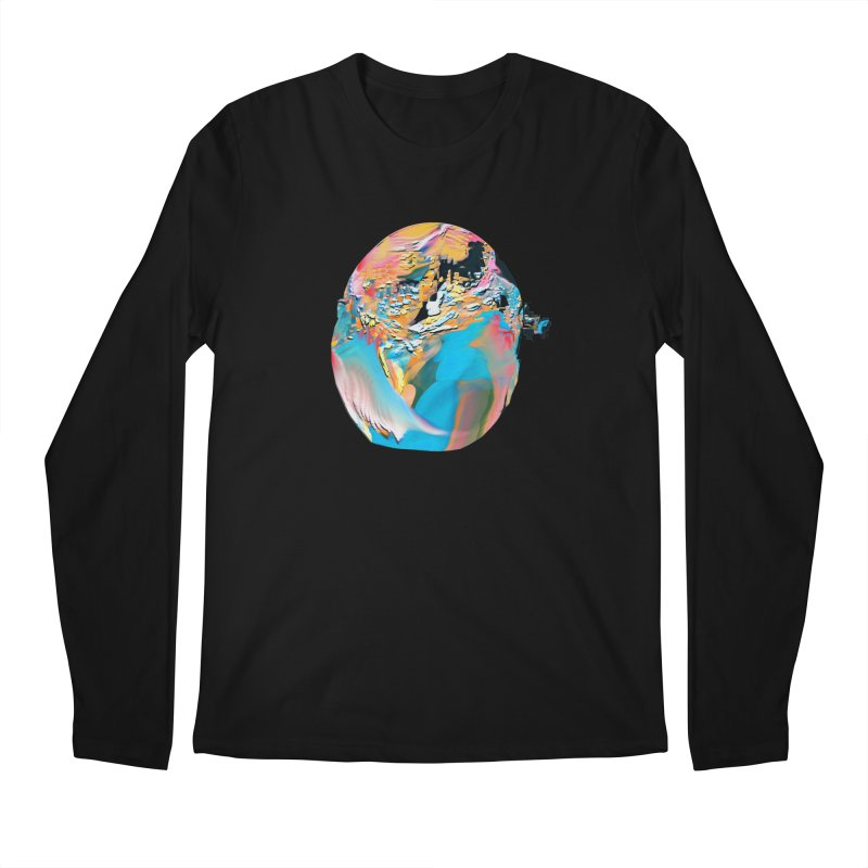 SPHERE 3 Men's Regular Longsleeve T-Shirt by PIXLPA Artist Shop