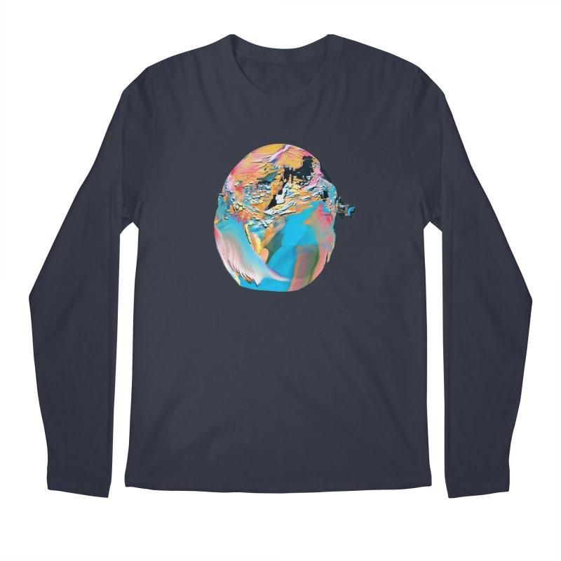 SPHERE 3 Men's Regular Longsleeve T-Shirt by PIXLPA Artist Shop