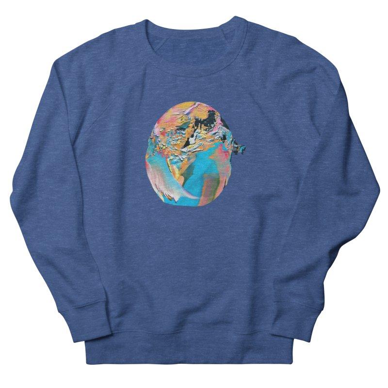 SPHERE 3 Women's French Terry Sweatshirt by PIXLPA Artist Shop
