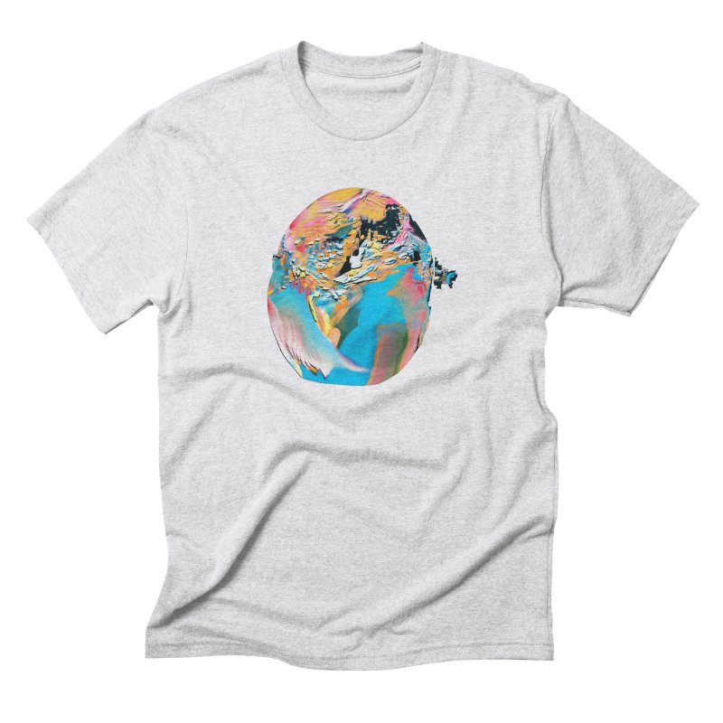 SPHERE 3 Men's Triblend T-Shirt by PIXLPA Artist Shop