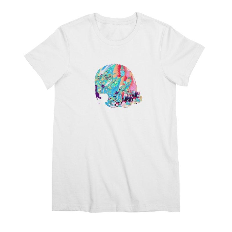 SPHERE 4 Women's Premium T-Shirt by PIXLPA Artist Shop