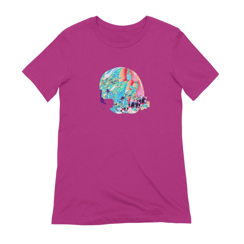 SPHERE 4 Women's Extra Soft T-Shirt by PIXLPA Artist Shop