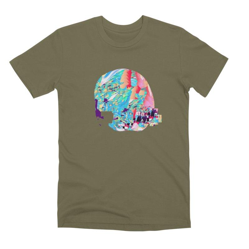 SPHERE 4 Men's Premium T-Shirt by PIXLPA Artist Shop