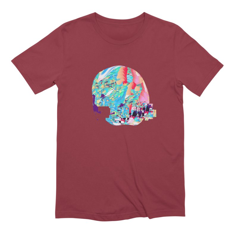 SPHERE 4 Men's Extra Soft T-Shirt by PIXLPA Artist Shop