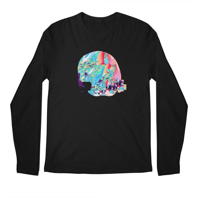 SPHERE 4 Men's Regular Longsleeve T-Shirt by PIXLPA Artist Shop