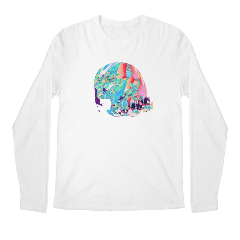 SPHERE 4 Men's Regular Longsleeve T-Shirt by PIXLPA Artist Shop