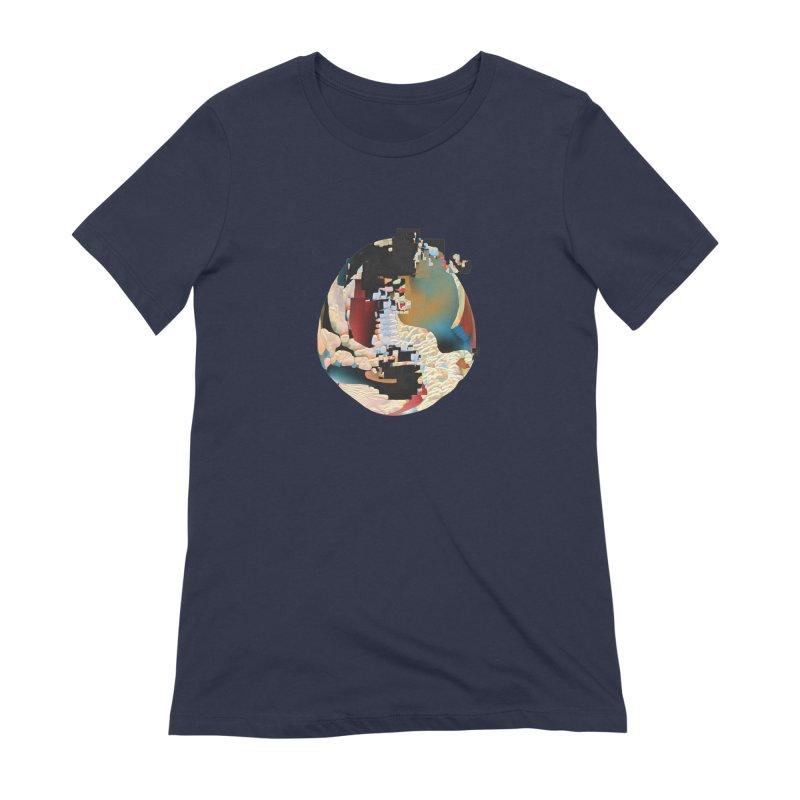 SPHERE 5 Women's Extra Soft T-Shirt by PIXLPA Artist Shop