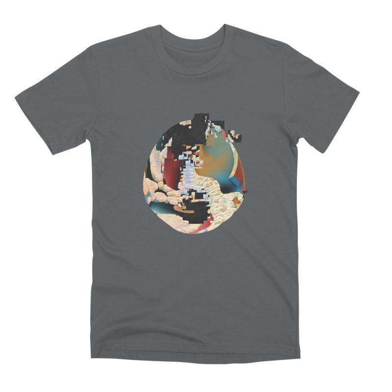 SPHERE 5 Men's Premium T-Shirt by PIXLPA Artist Shop