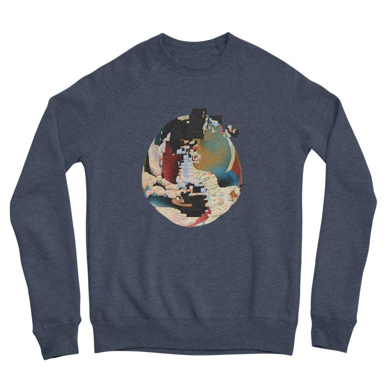SPHERE 5 Women's Sponge Fleece Sweatshirt by PIXLPA Artist Shop