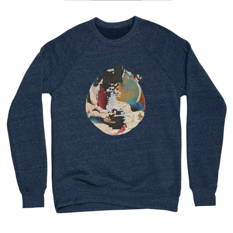 SPHERE 5 Men's Sponge Fleece Sweatshirt by PIXLPA Artist Shop