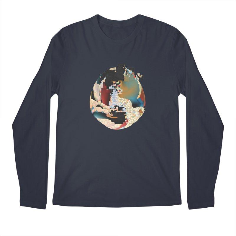 SPHERE 5 Men's Regular Longsleeve T-Shirt by PIXLPA Artist Shop