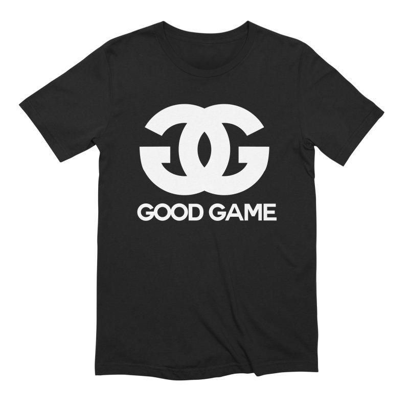 """GG"" Good Game Men's Extra Soft T-Shirt by Pixlsugr!"