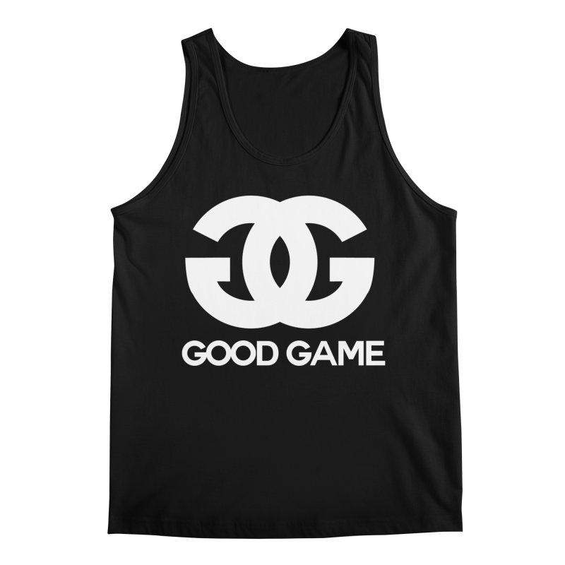 """GG"" Good Game Men's Regular Tank by Pixlsugr!"