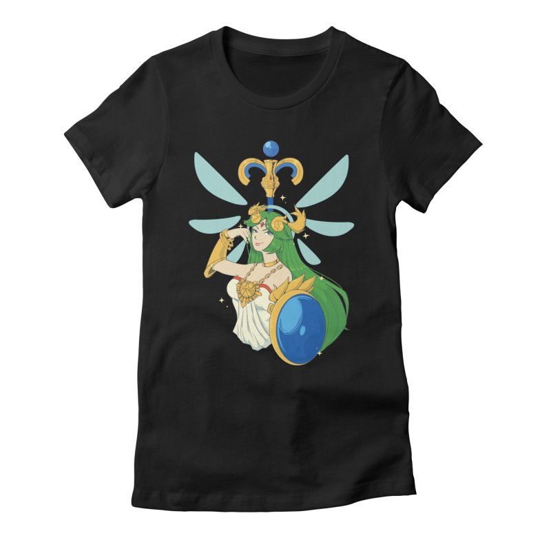 Extraordi-Nair-y! Women's Fitted T-Shirt by Pixlsugr!