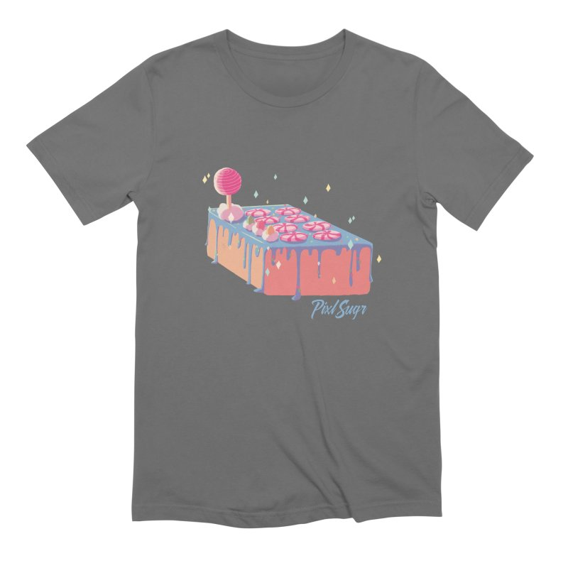 Frosted Fightstick Men's Extra Soft T-Shirt by Pixlsugr!