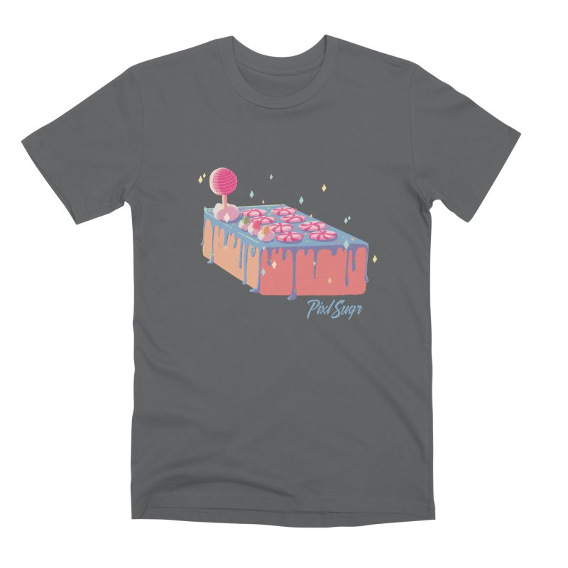 Frosted Fightstick Men's Premium T-Shirt by Pixlsugr!
