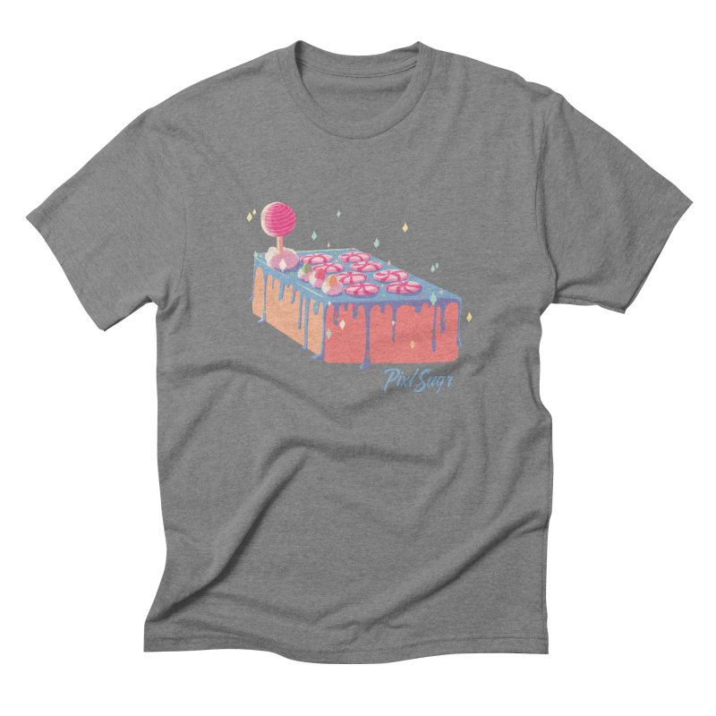 Frosted Fightstick Men's T-Shirt by Pixlsugr!