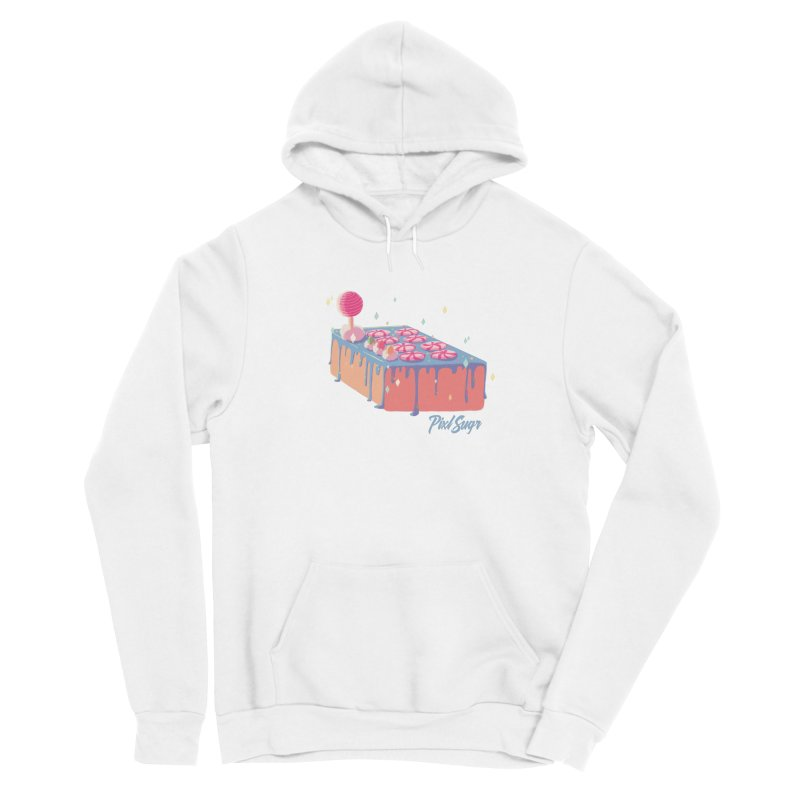 Frosted Fightstick Women's Pullover Hoody by Pixlsugr!