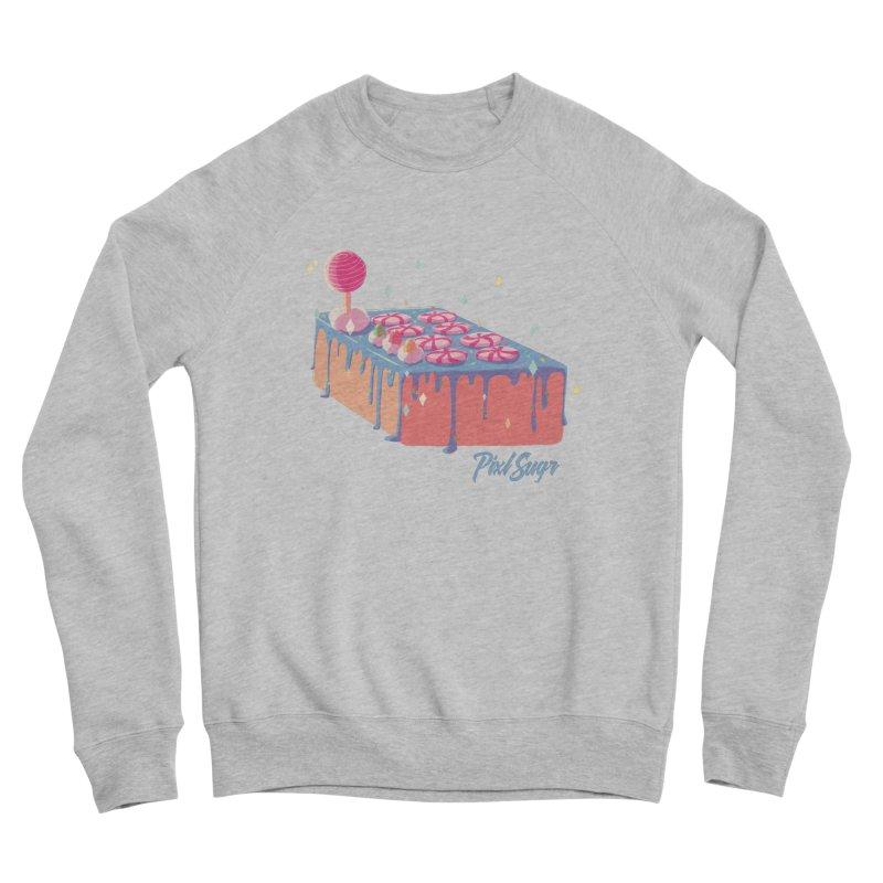 Frosted Fightstick Women's Sponge Fleece Sweatshirt by Pixlsugr!
