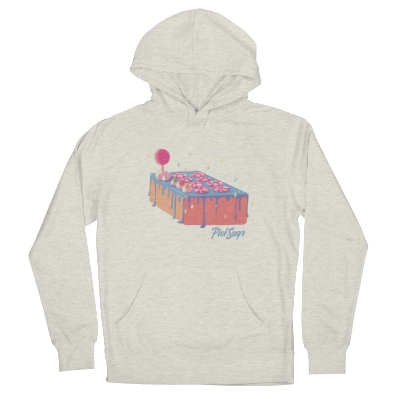 Frosted Fightstick Women's French Terry Pullover Hoody by Pixlsugr!