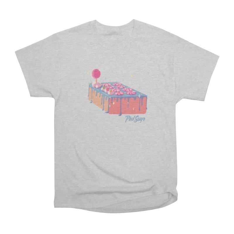 Frosted Fightstick Men's Heavyweight T-Shirt by Pixlsugr!